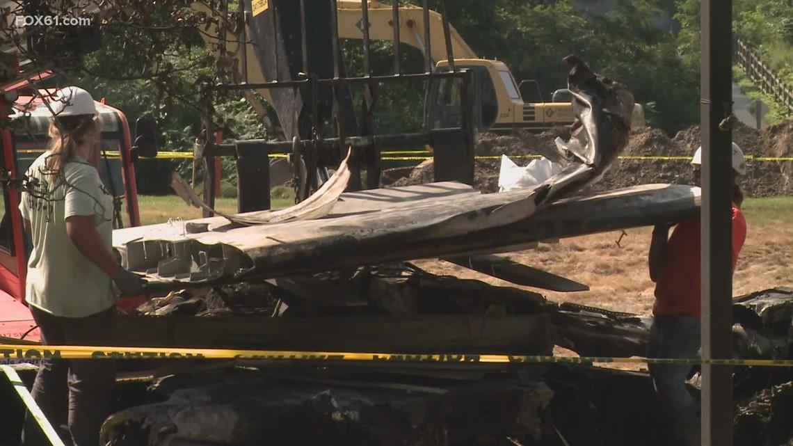 NTSB releases report on fatal Farmington plane crash