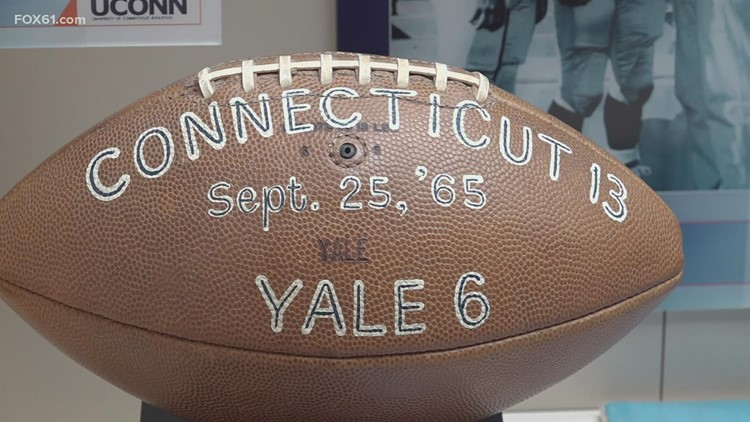 Yale vs. UConn from the broadcast booth