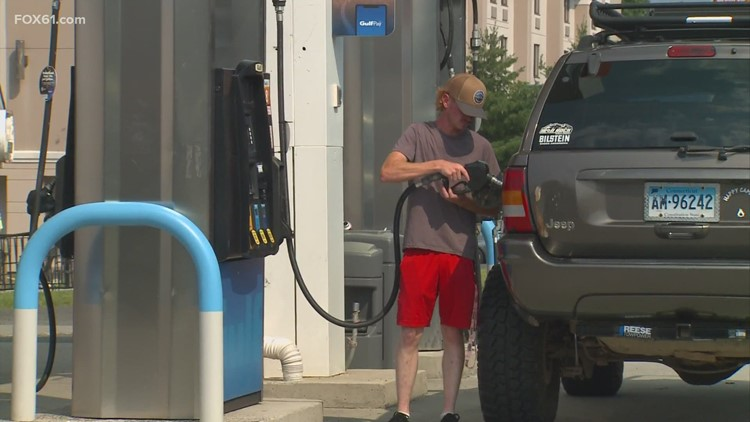 Connecticut gas prices jump to highest prices in 2021
