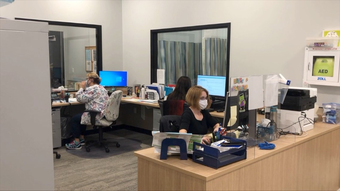FOX61 Student News: West Haven High School's Student Health Center