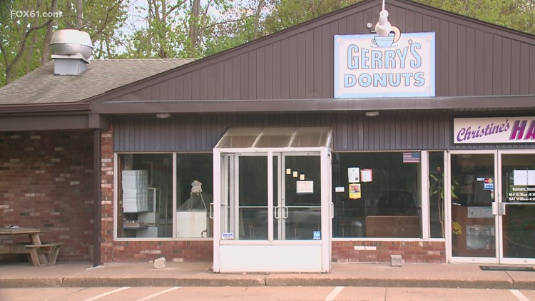 Local CT health district warning customers not to eat food from Ellington donut shop