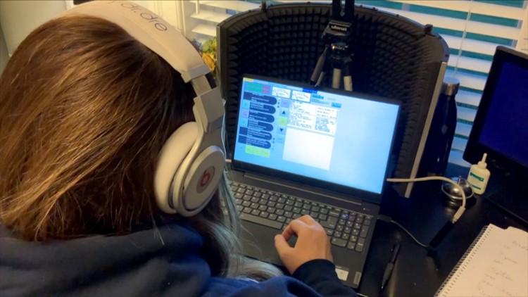 FOX61 Student News: Broadcasting during the pandemic