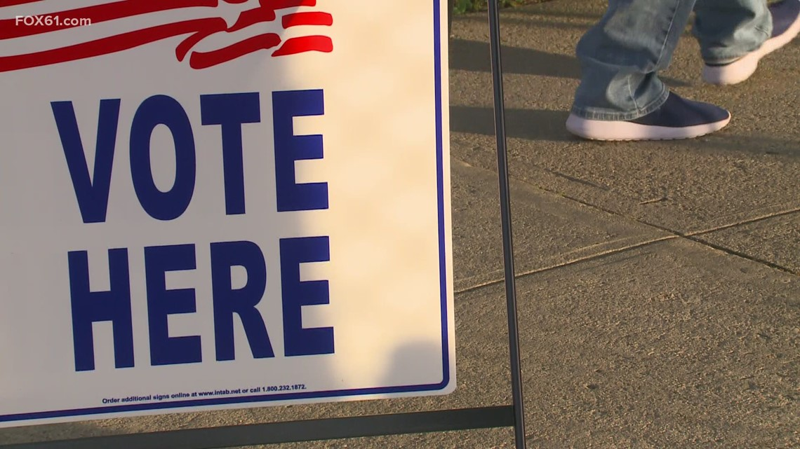 Public hearing Monday on changing Connecticut's voting laws