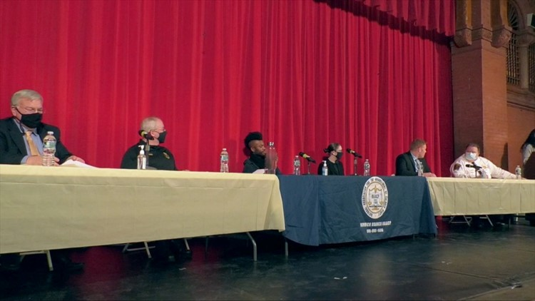 FOX61 Student News: Black History Month Town Hall in Norwich