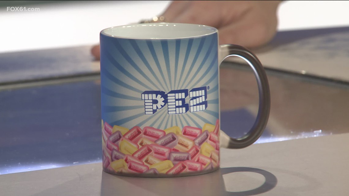 Coffee Cup Salute: PEZ