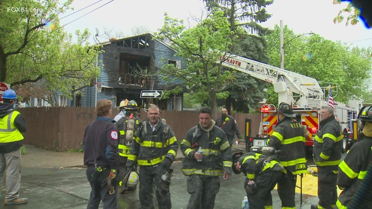 Investigators looking into whether New Haven fire sparked by electrical issues