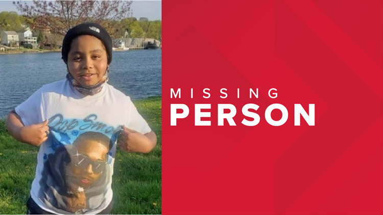 Silver Alert issued for 10-year-old boy missing from Hamden