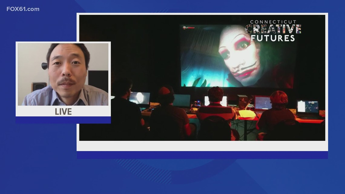 CT Creative Futures: Eddie Kim