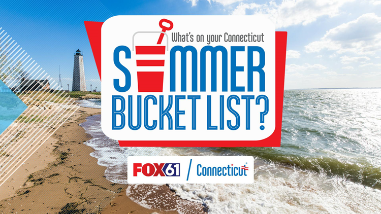 The Summer Connecticut Bucket List is back!