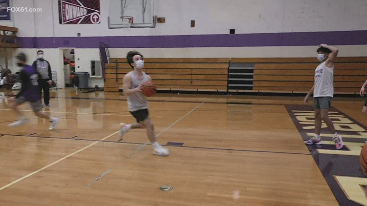 North Branford making the most of their shortened season