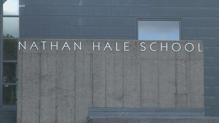 Noose made from shoestring found at New Haven school: officials