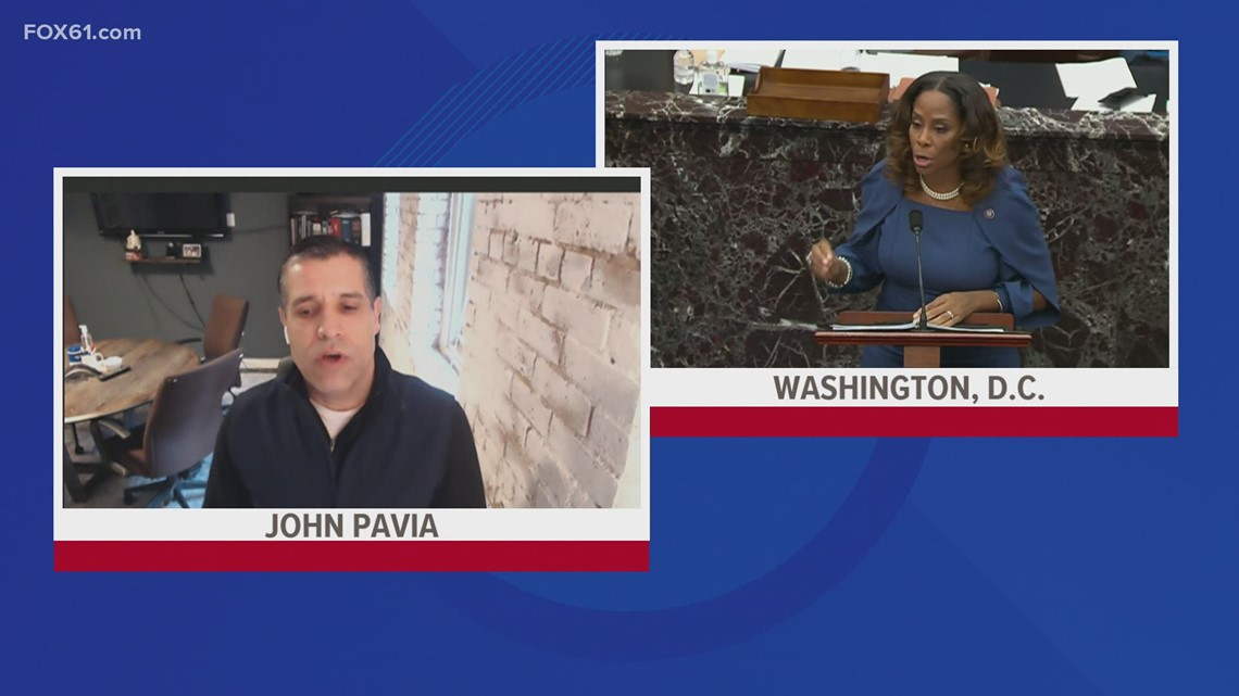 Connecticut attorney and Constitutional Law expert John Pavia on the impeachment