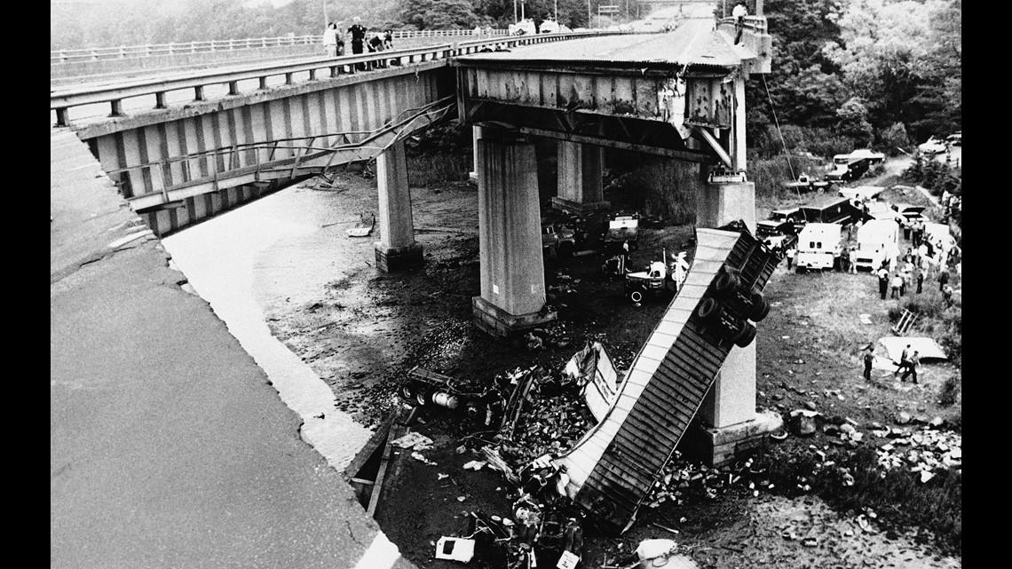 1983 Mianus River I-95 Bridge collapse