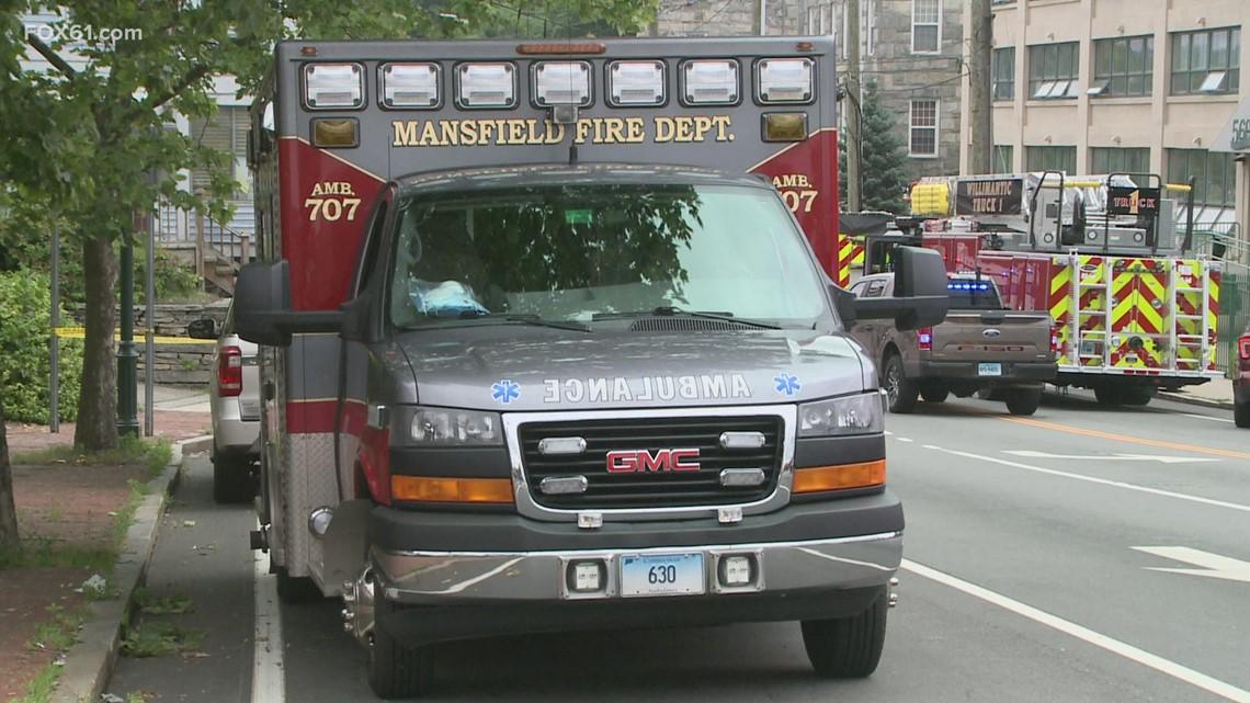 Fire involving meth lab causes evacuation of Willimantic apartment building