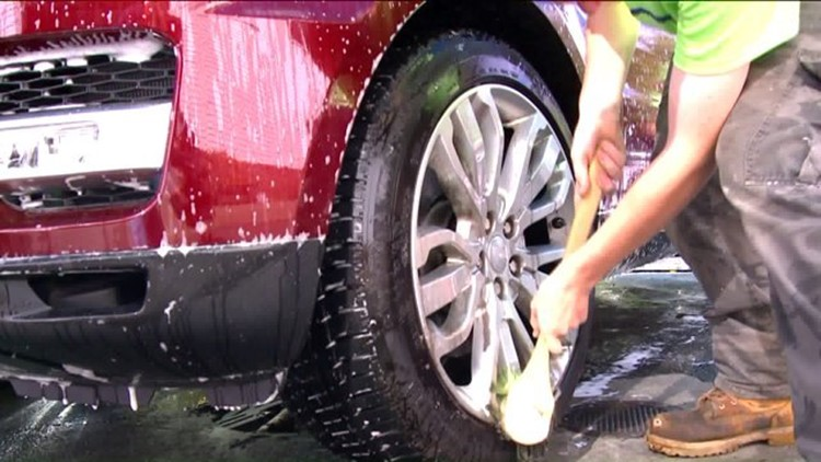 Guilford 7-year-old holds car wash to raise money for St. Jude Children's Research Hospital