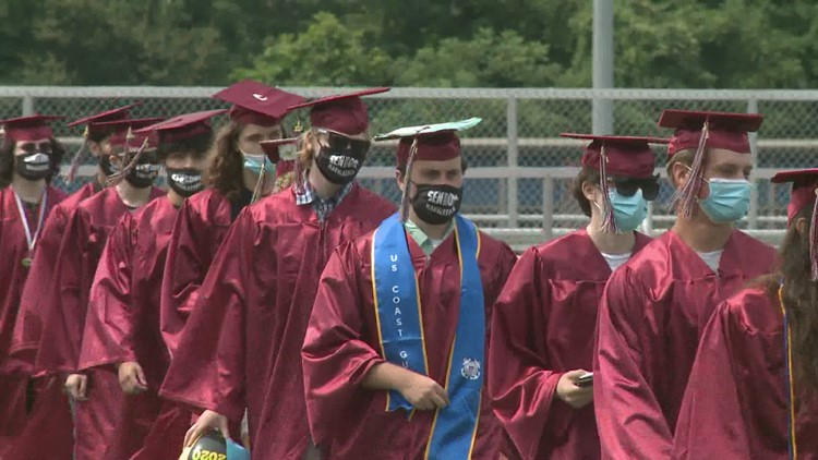 DPH releases guidelines for proms and graduations