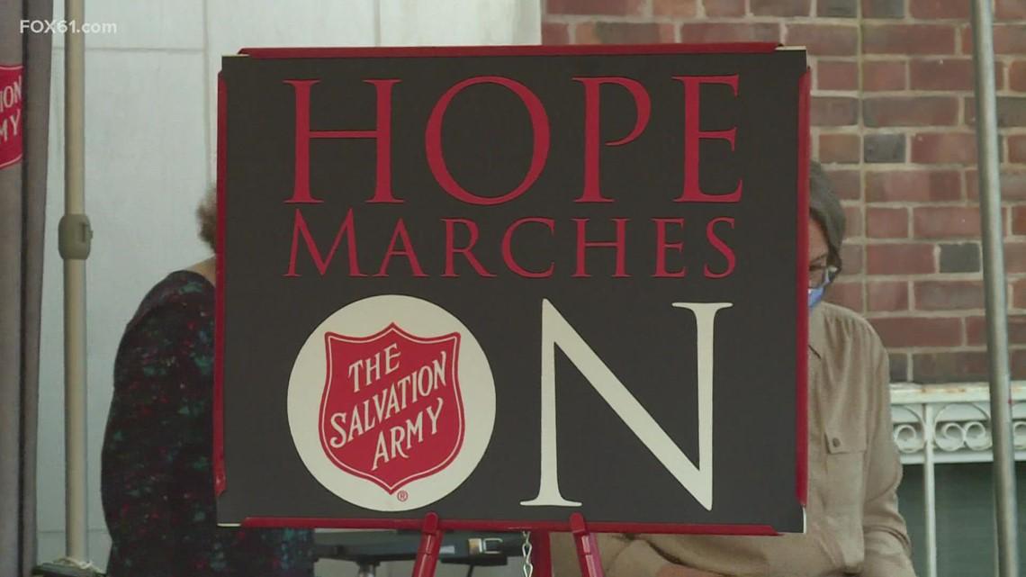 Salvation Army 'Red Kettle Season' begins