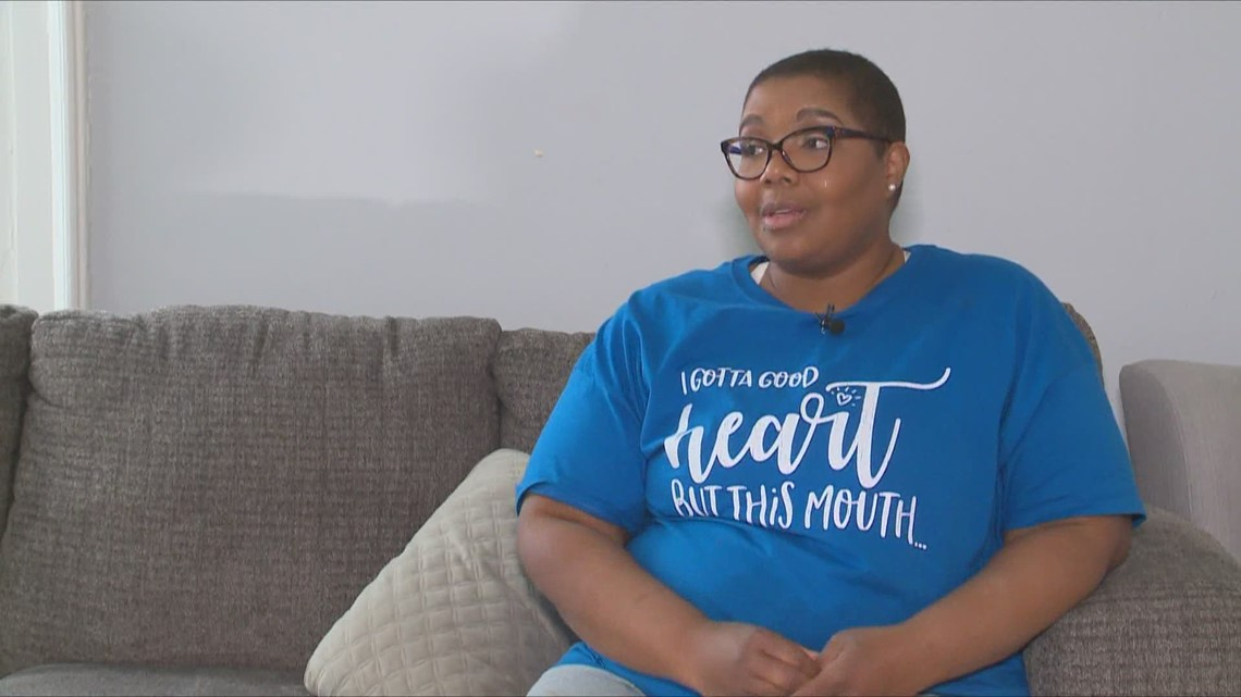 The Angel of Edgewood - Hartford woman cooking up hope for those in need