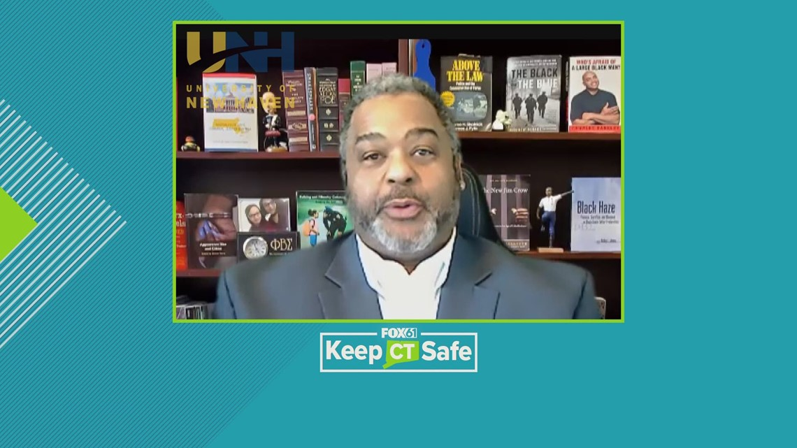 Keep CT Safe | Lorezno Boyd from the University of New Haven