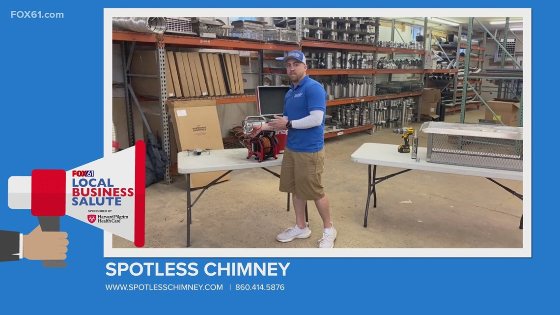 Local Business Salute: Spotless Chimney