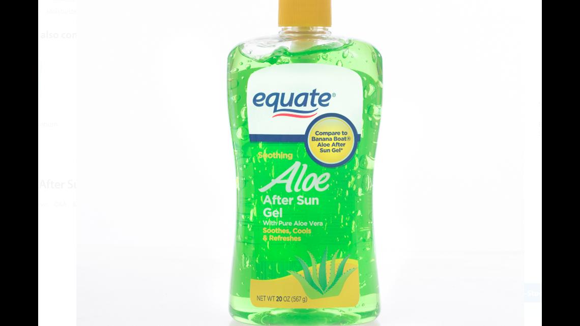 No Actual Aloe Vera Found In Aloe Gels From Walmart Target Cvs Study Fox61 Com
