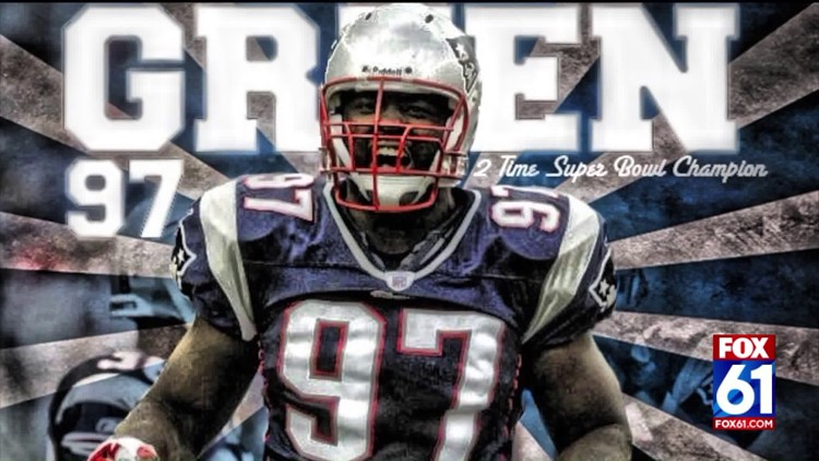 Real People with Stan Simpson: Jarvis Green shares what he learned with the Patriots, and beyond
