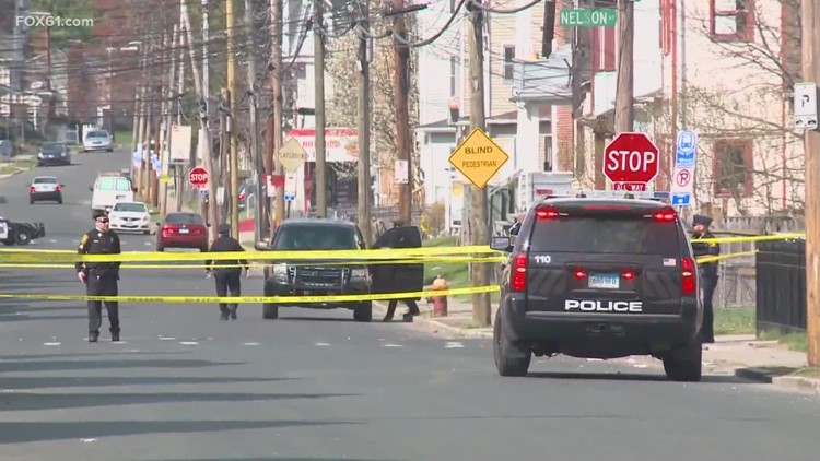 Separate shootings that killed 3-year-old boy, teenager in Hartford are related, police chief says