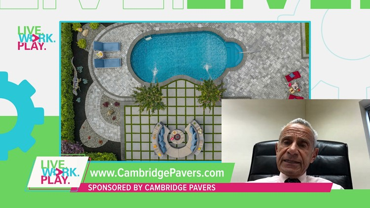 Cambridge Pavers joins Live. Work. Play.