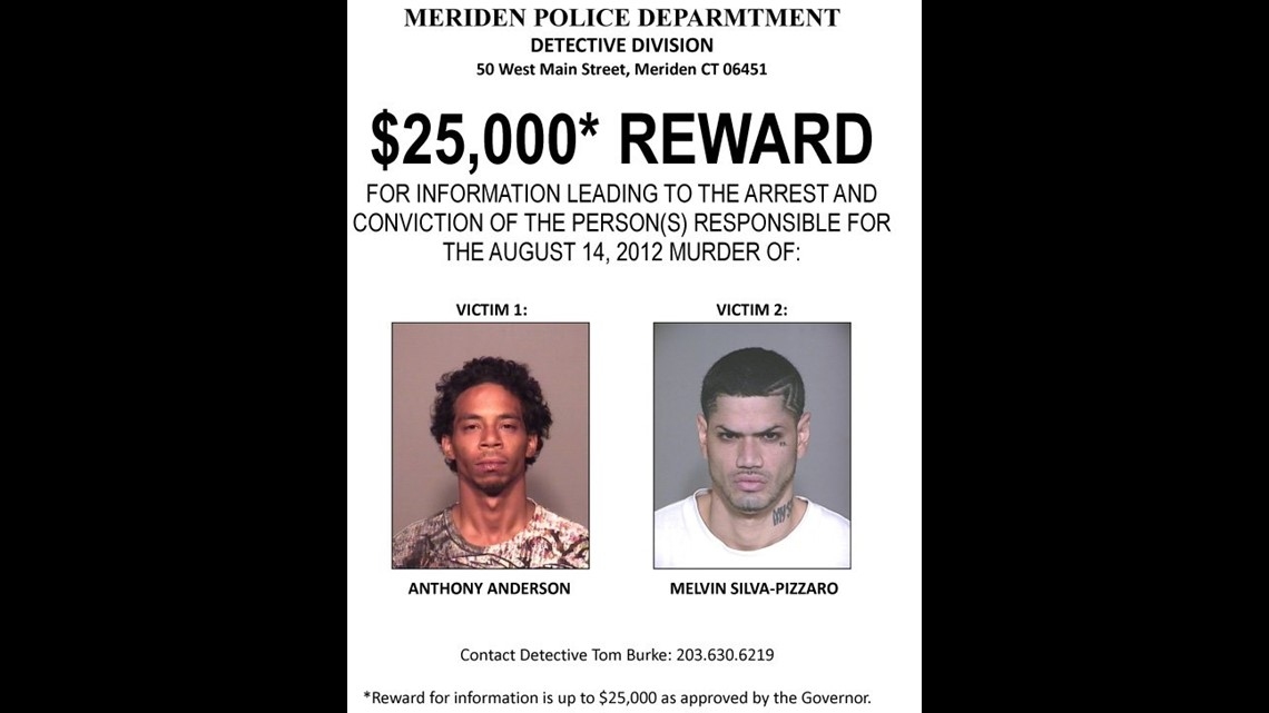 Cold Case Anthony Anderson And Melvin Silva Pizzaro Fox61 Com
