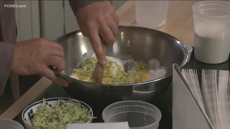 Meal House: Zucchini bread with Adam Young of Sift Bakeshop
