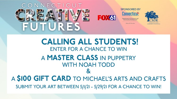 CT Arts Contest | Calling All Students!