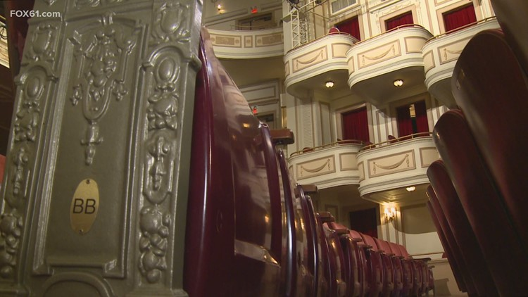 CT State leaders take center stage to discuss theater grants