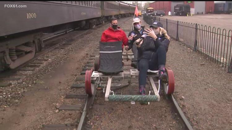 Daytrippers: Essex Steam Train an Riverboat