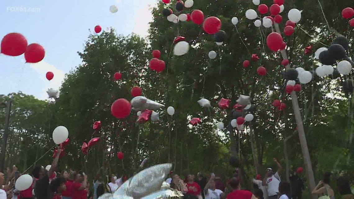 Family and friends remember 18-year-old killed in Danbury