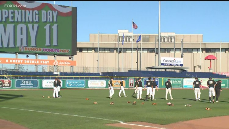 Getting back on base, Yard Goats tickets for sale again