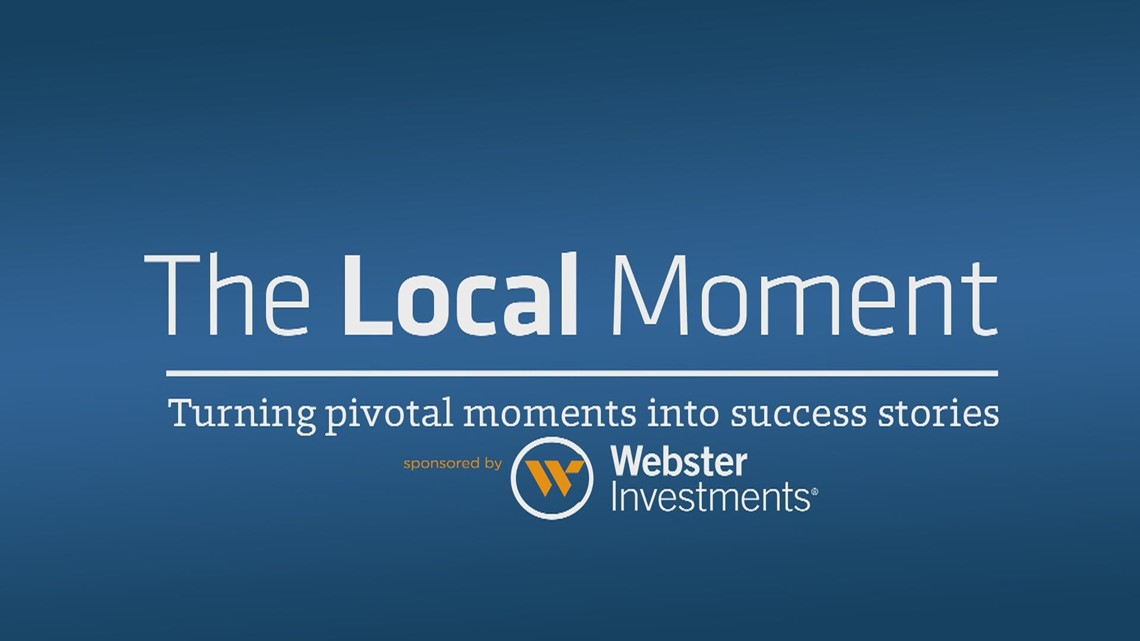 The Local Moment sponsored by Webster Investments - explains the importance of a financial plan.