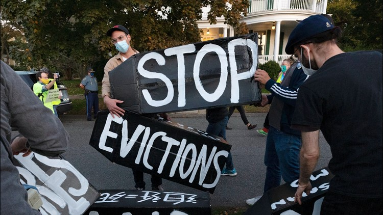 Why CT advocates still expect an eviction surge