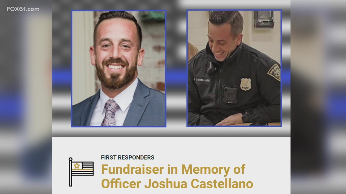 New Haven PD mourns loss of Ofc. Joshua Castellano, while dealing with arrest of a brother officer