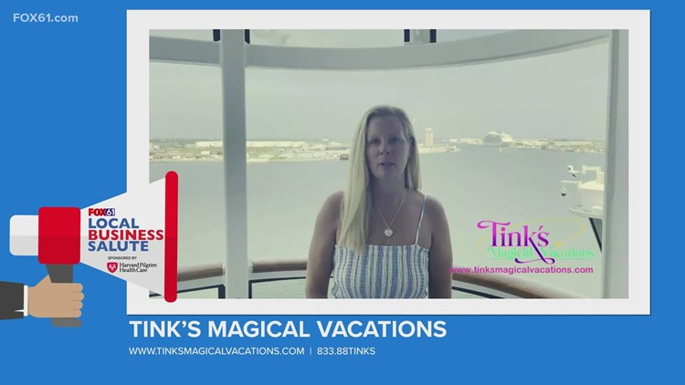 Local Business Salute: Tink's Magical Vacations