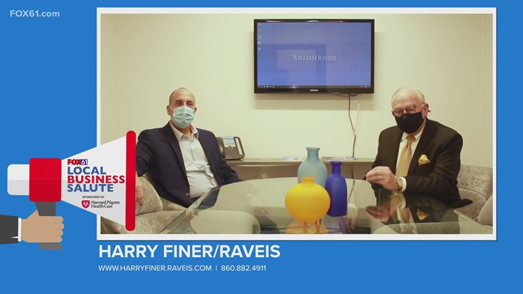 Local Business Salute: Harry Finer/Raveis