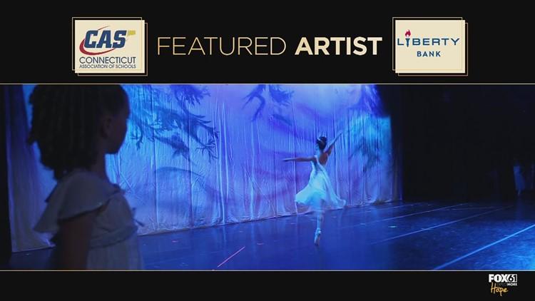 Meet the September 2020 CAS Featured Artist