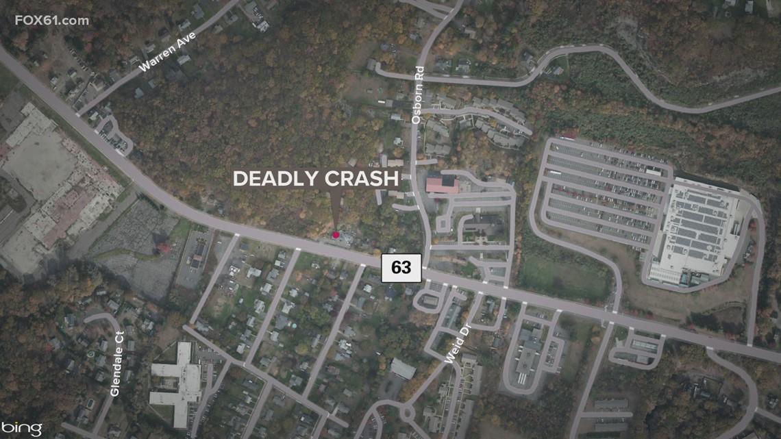 Bethany woman killed in Naugatuck crash