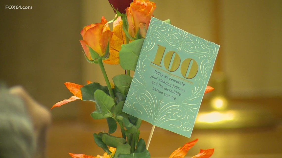 Masonicare in Wallingford celebrates residents who have reached 100