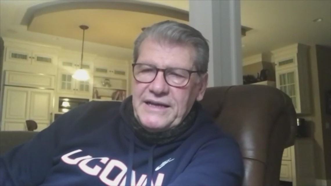 UConn's Geno Auriemma discusses testing positive for COVID-19