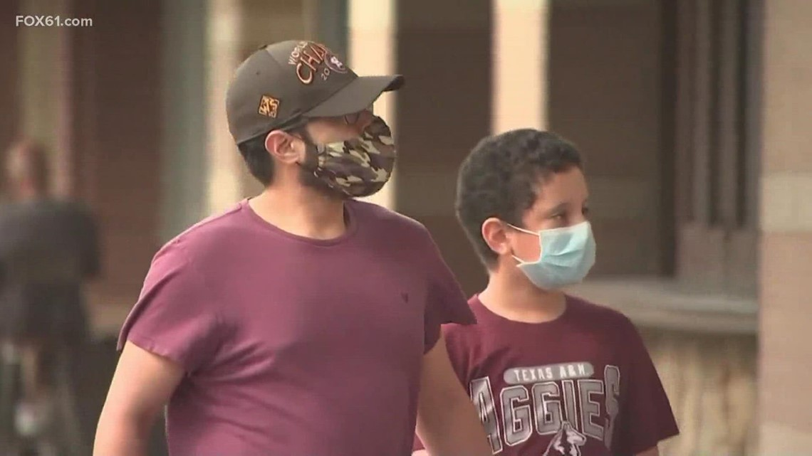 Manchester, other towns lift mask mandates