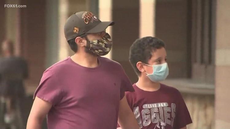West Hartford lifts indoor mask mandate