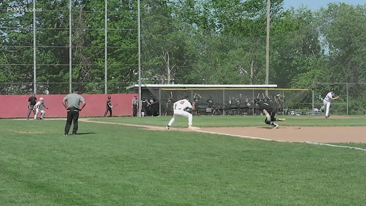 High School baseball: Branford v Xavier