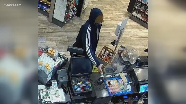 Hamden gas station robbed at gunpoint