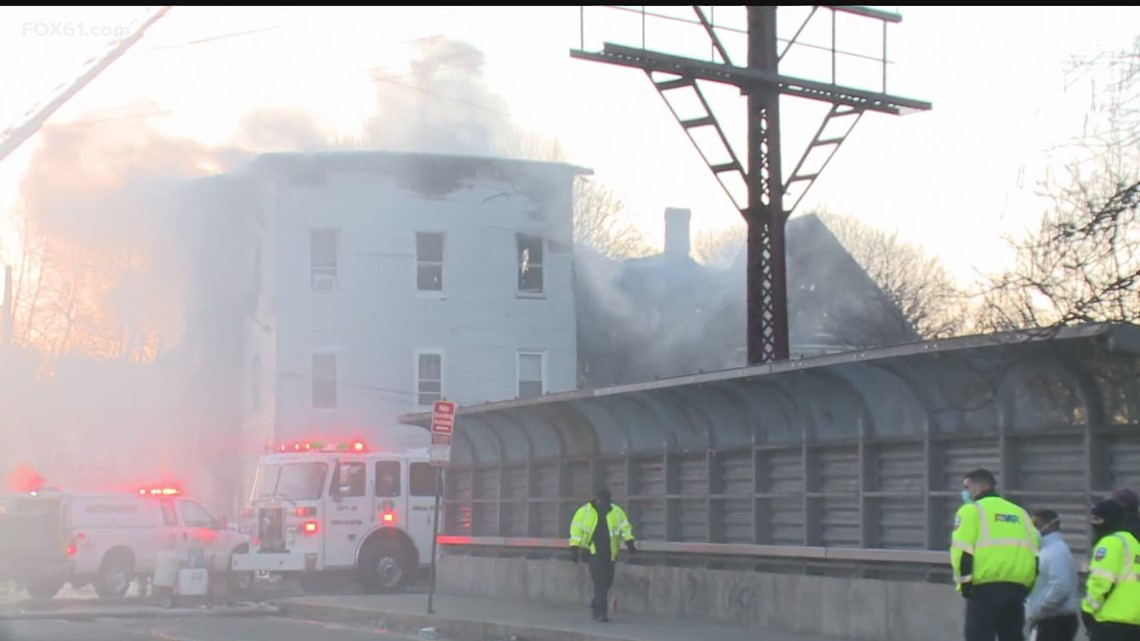 More details on New Haven fire