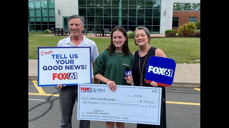 FOX61 Student News Awards